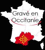 Fabritout gravé en Occitanie